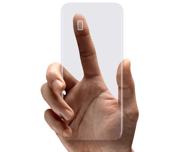 טלפון סלולרי Samsung Galaxy S8 SM-G950F 64GB