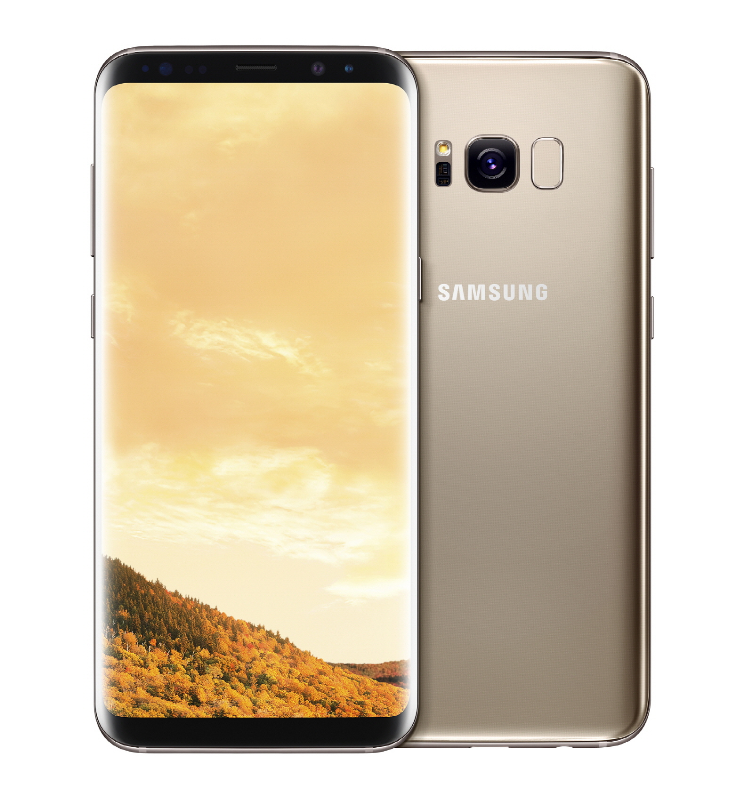 טלפון סלולרי Samsung Galaxy S8 Plus SM-G955F 64GB