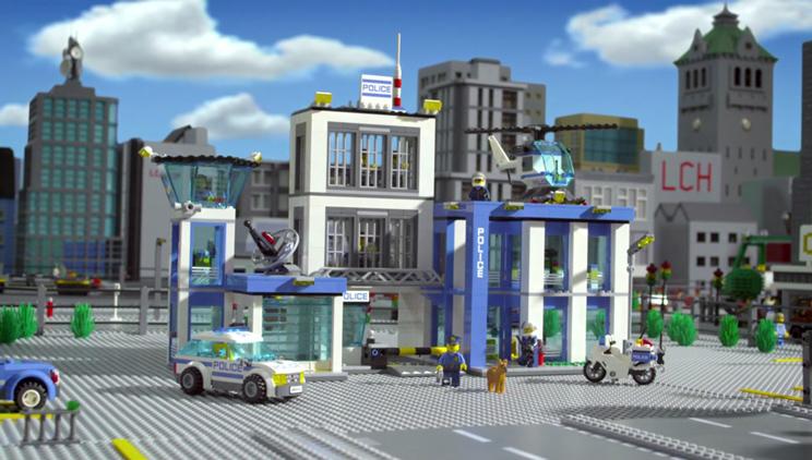 Lego City Undercover: כיף טהור