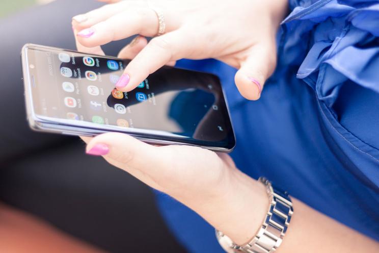 טלפון סלולרי Samsung Galaxy S9 SM-G960F 64GB
