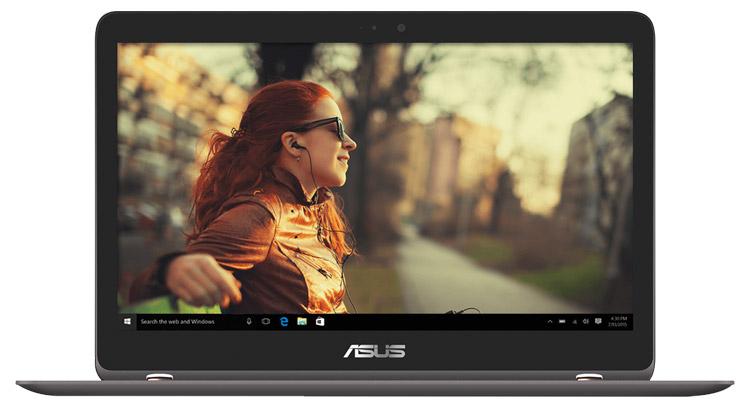Asus Zenbook UX360UA: בכל זווית שתבחרו
