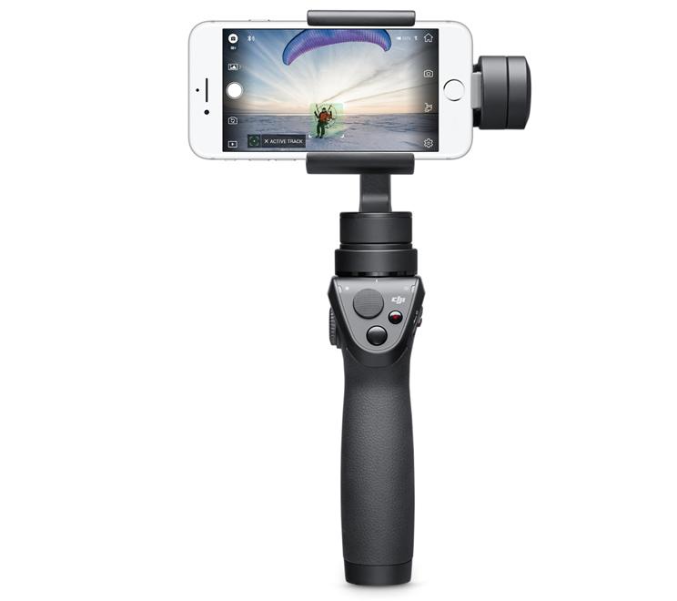 DJI Osmo Mobile: שימושי ומגושם