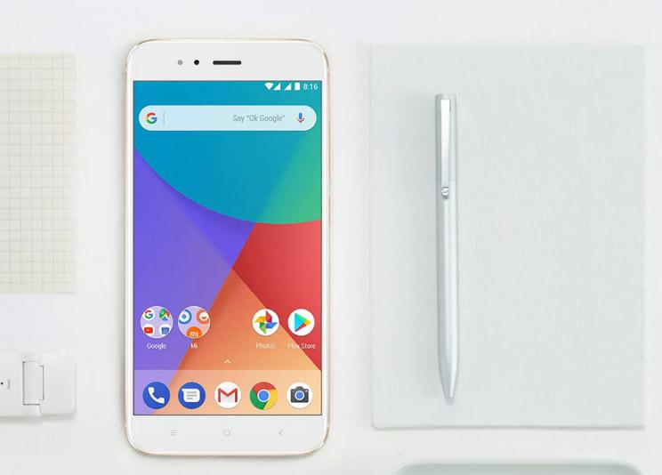 טלפון סלולרי Xiaomi Mi A1 64GB