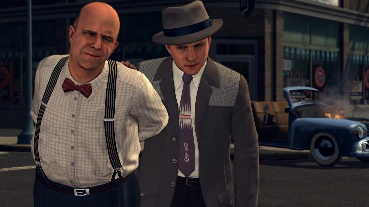 L.A. Noire Remasterd: בחזרה למאפיה של שנות ה-40