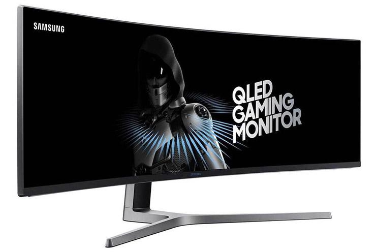 Samsung C49HG90: ענק ומוצלח