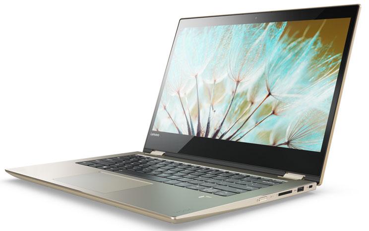 Lenovo Yoga 520-14IK: לסטודנט שבפנים