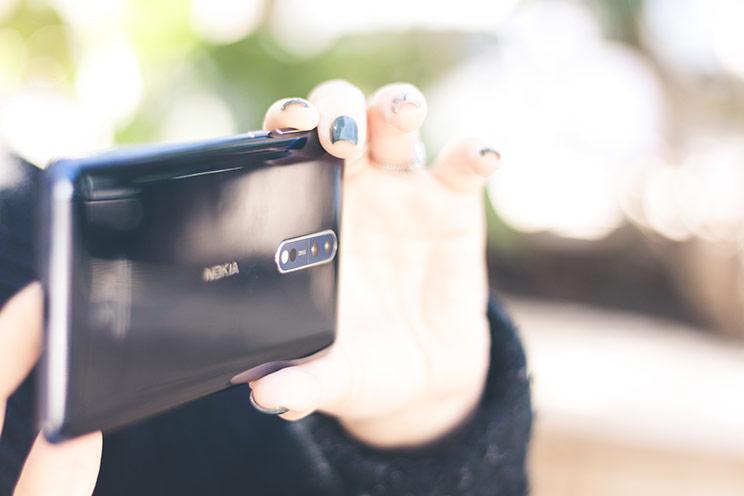 טלפון סלולרי Nokia 8 64GB