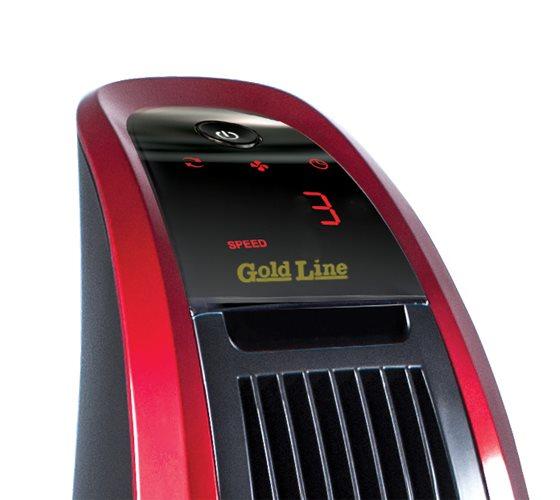 Goldline ATL92E: חזק ורועש