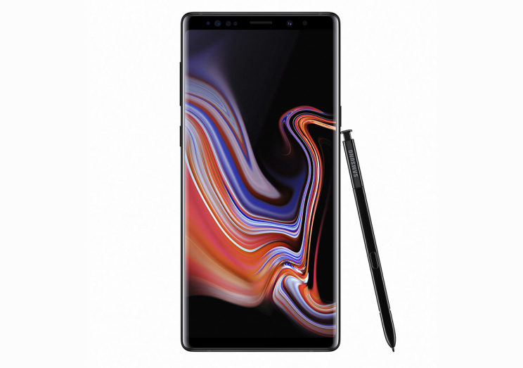 טלפון סלולרי Samsung Galaxy Note 9 SM-N960F 128GB