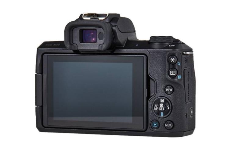 Canon EOS M50 - כניסה טובה לעולם הצילום
