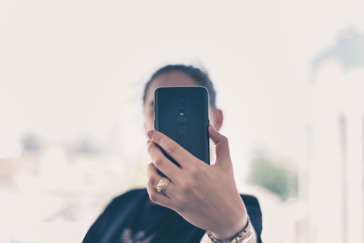 טלפון סלולרי OnePlus 6 256GB