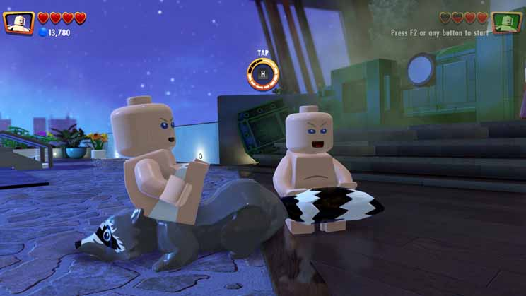Xbox One Lego-The Incredibles