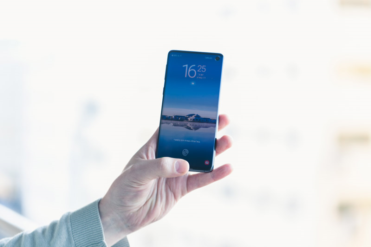 Samsung Galaxy S10 SM-G973F/DS 128GB