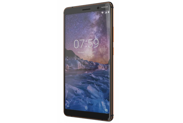 טלפון סלולרי Nokia 7 Plus 64GB