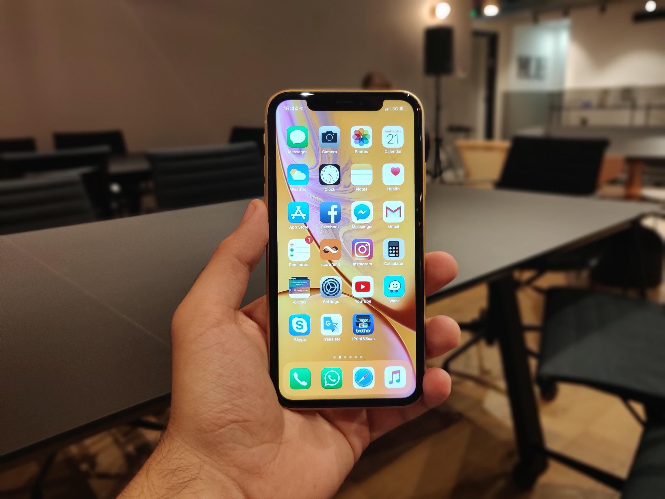 הודלף: אלו הם ה-iPhone XI ו-iPhone XI Max