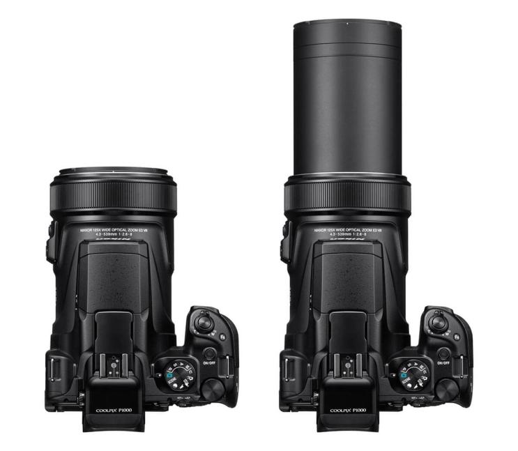 Nikon Coolpix P1000: זום שלא נגמר