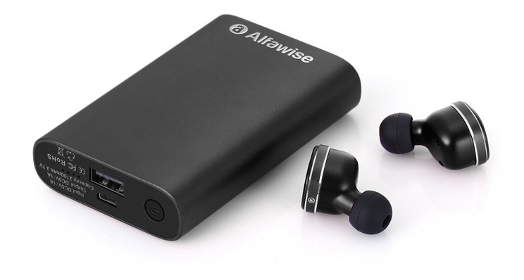 Alfawise Mini True Wireless: כמעט חינם