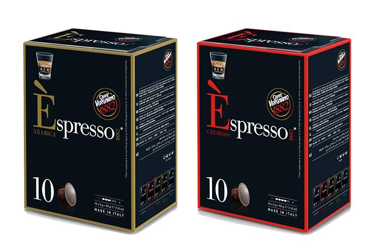 Caffe Vergnano 1882 Zero