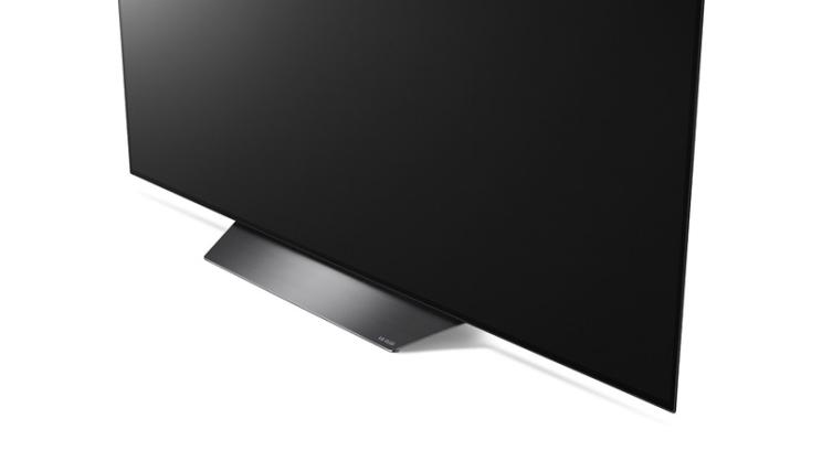 LG OLED65B8Y: כמעט מושלמת