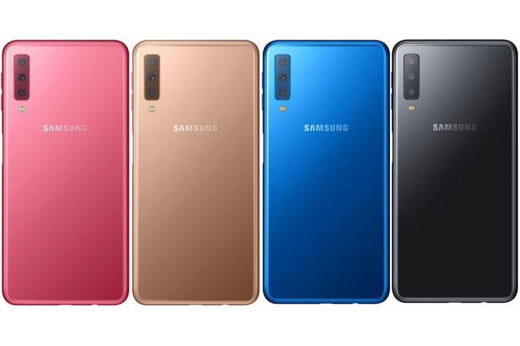 Samsung Galaxy A7 (2018) SM-A750F 128GB 4GB