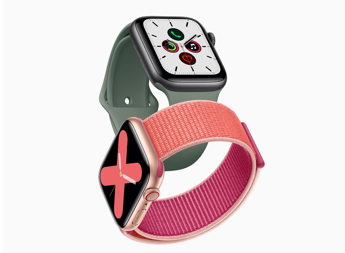 השעון החכם Apple Watch Series 5 יגיע לישראל ביום שישי