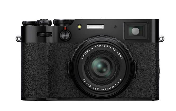 פוג'יפילם חושפת את מצלמת ה-Fujifilm X100V