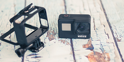 GoPro Hero 7 Black: אין צורך בגימבל