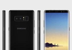 הושק ה-Samsung Galaxy Note 8