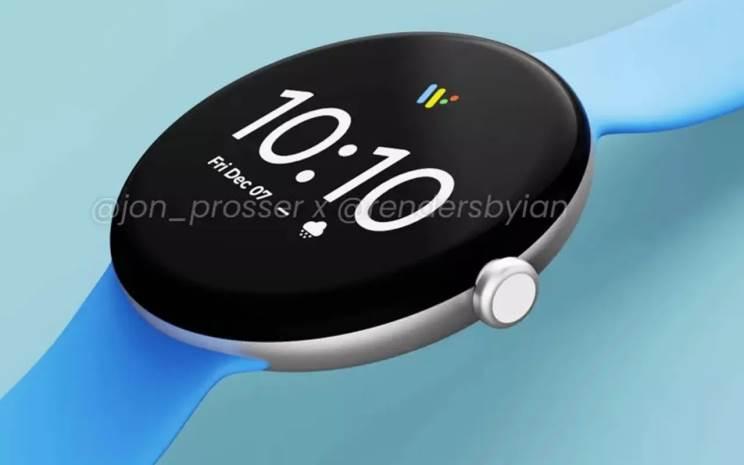 הודלף: כך עשוי להיראות השעון החכם הראשון מבית גוגל