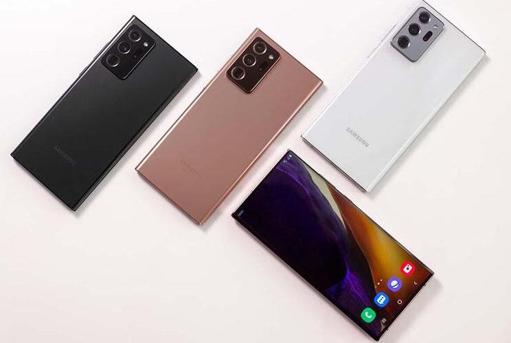 סמסונג מכריזה על סדרת ה-Galaxy Note 20