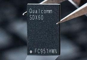 קוואלקום מכריזה על מודם הדור החמישי Snapdragon X60 5G