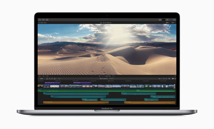 אפל מכריזה על גרסאות 2019 למחשבי MacBook Pro 13 ו-15