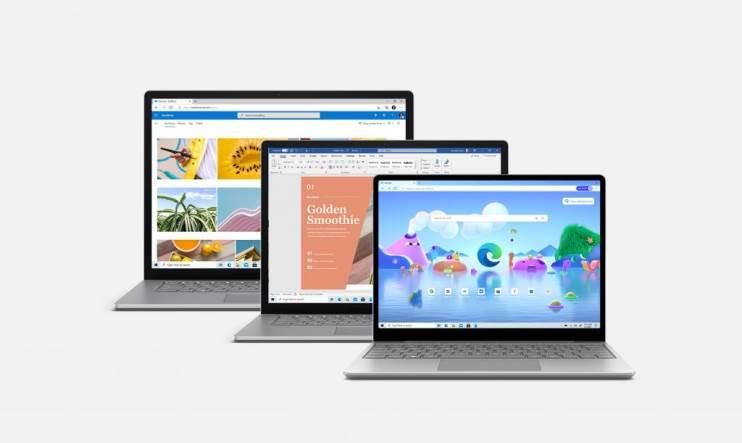 מיקרוסופט חושפת את ה-Surface Laptop 4 עם דור חדש של מעבדים