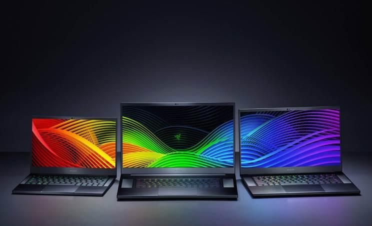 רייזר מכריזה על המחשב הנייד Blade Pro 17  עם מסך OLED 4K