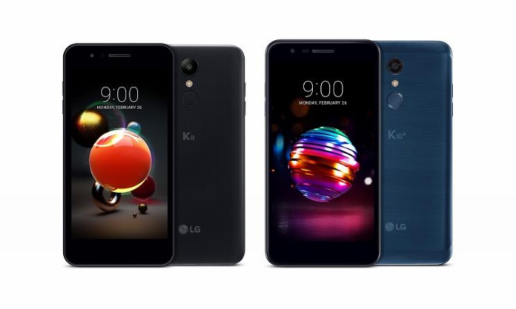 סדרת ה-K החדשה של LG