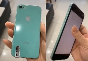 Apple iPhone 9/SE 2 נחשף בוידאו מודלף