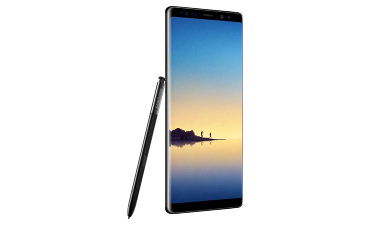 סמסונג משיקה: Galaxy Note 8