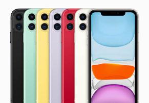 אפל השיקה את ה-iPhone 11