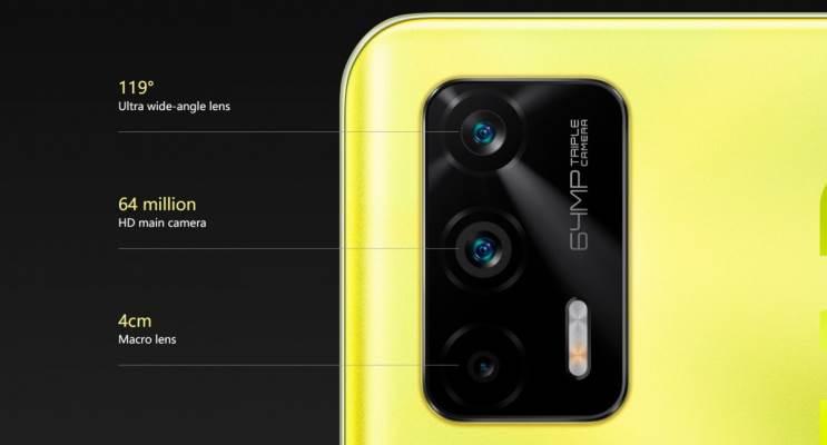 רילמי חושפת את סדרת Realme Q3