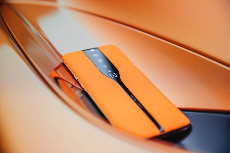 וואן פלוס מכריזה על ה-OnePlus Concept One עם המצלמה הנעלמת