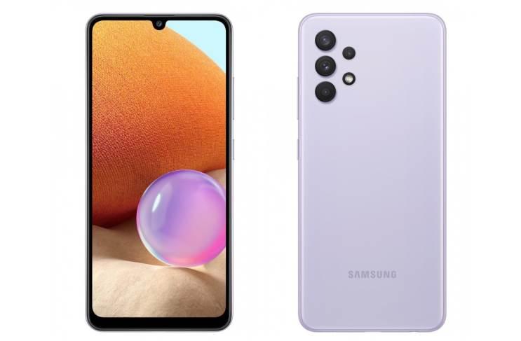 סמסוגנ חושפת את ה-Galaxy A32 4G