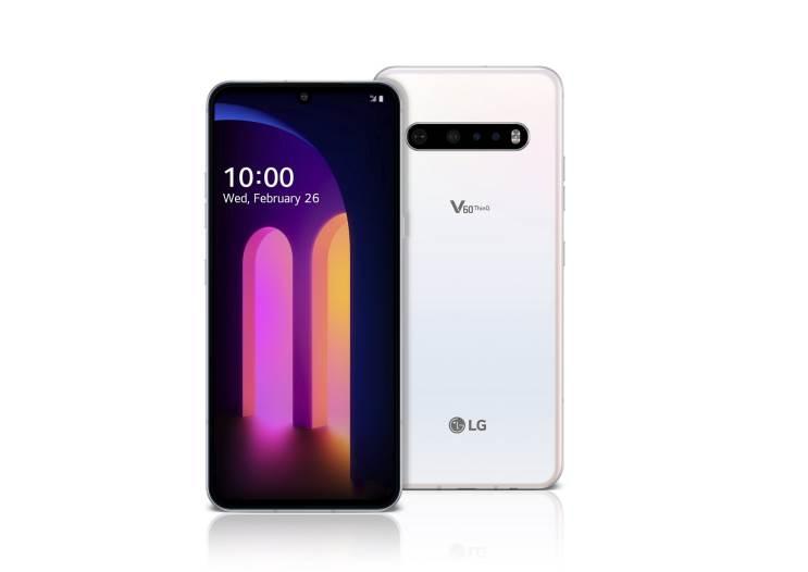 LG חושפת את מכשיר הדגל LG V60