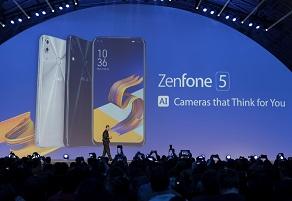 ASUS מכריזה על סדרת ה-5 ZenFone החדשה