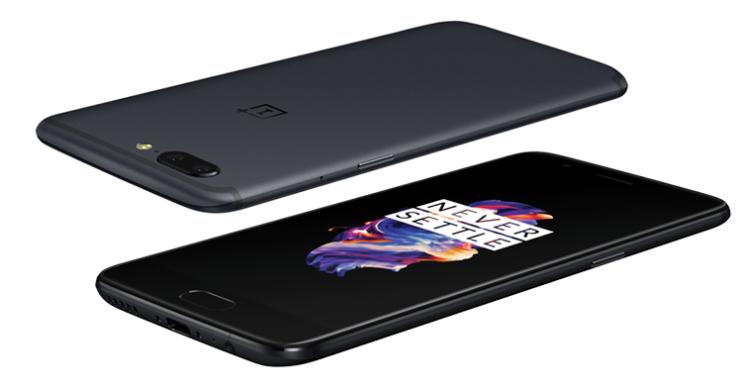 שתי עדשות ומחיר טוב: OnePlus 5 הוכרז