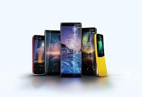 המכשירים החדשים של נוקיה