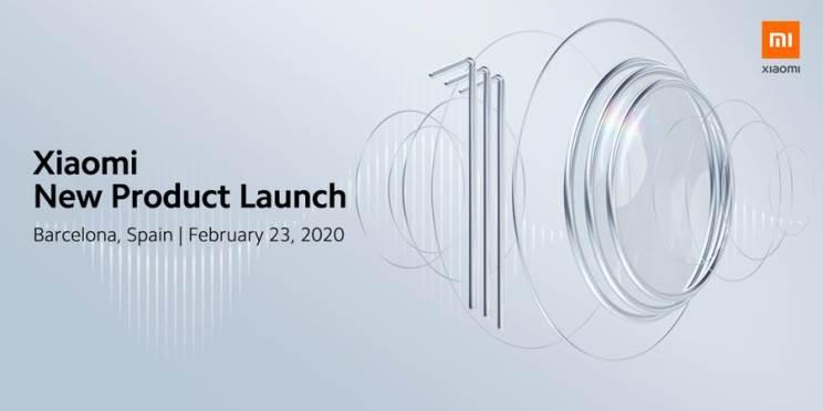 רשמי: שיאומי תגיע ל-MWC 2020, תציג את סדרת Mi 10