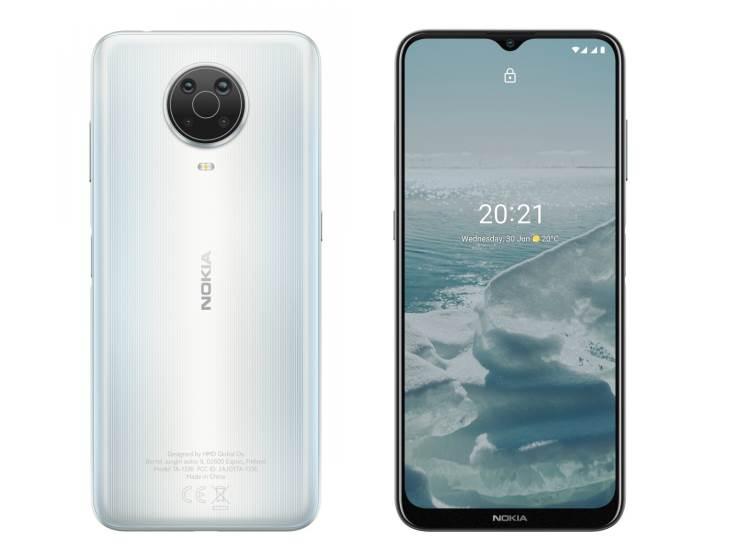 נחשפו: סדרות הסמארטפונים Nokia C ו-Nokia G