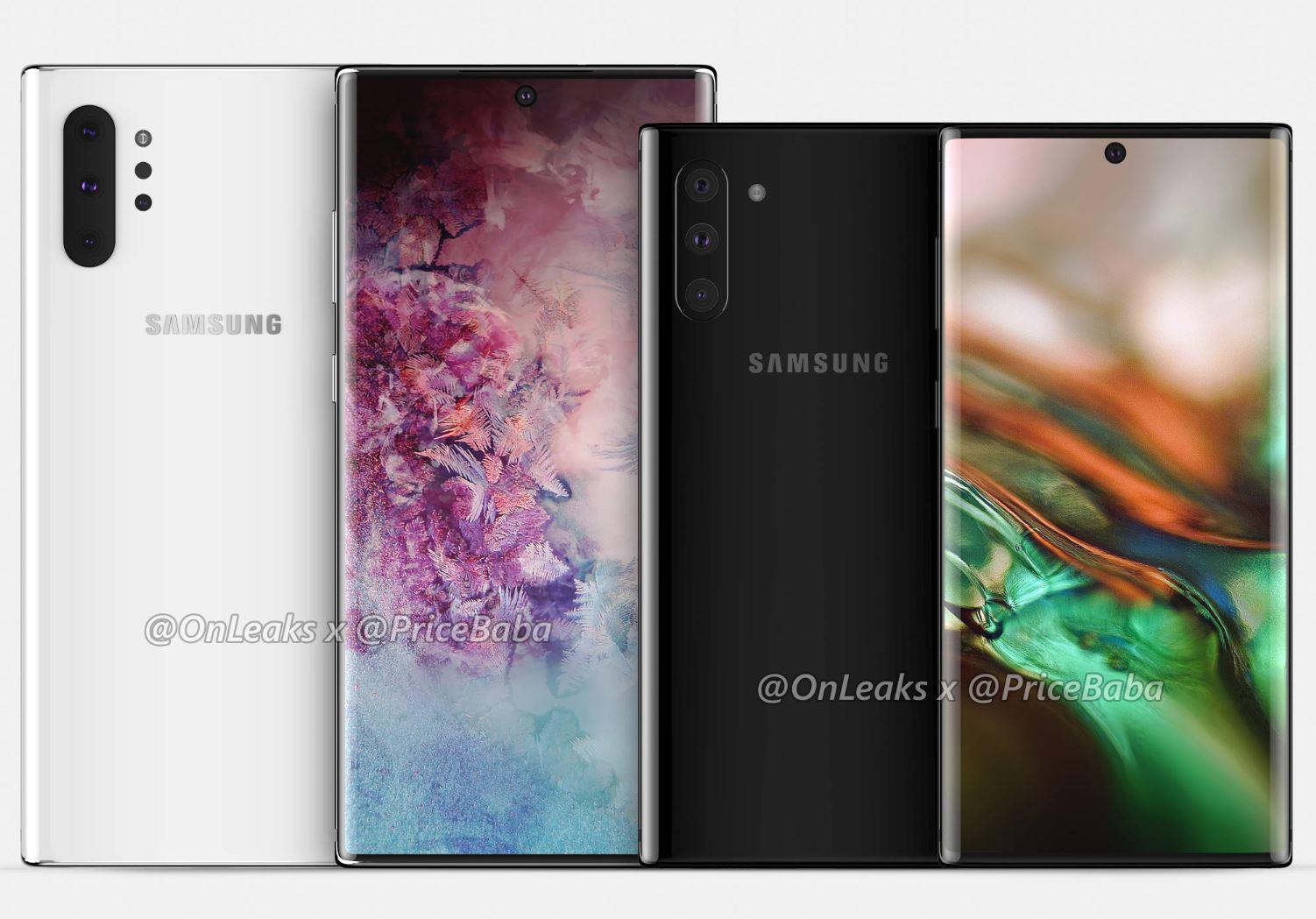 רשמי: סדרת הדגל Galaxy Note 10 תוכרז ב-7 באוגוסט