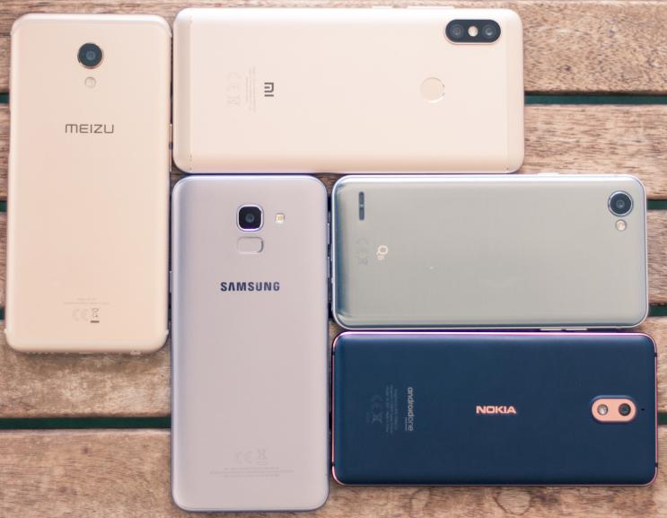 איזה סמארטפון כדאי לקנות עד אלף שקל?