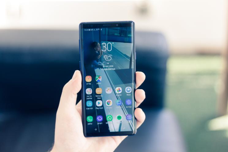 מה עדיף: Galaxy S9 Plus או Note 9?